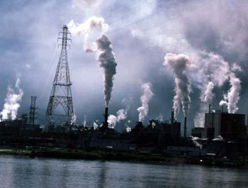 Emissões mundiais chegaram a 10 bilhões de toneladas de carbono em 2010